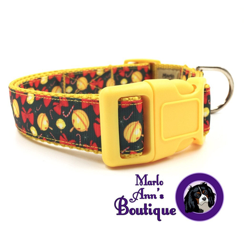 Jingle Bell Dog Collar