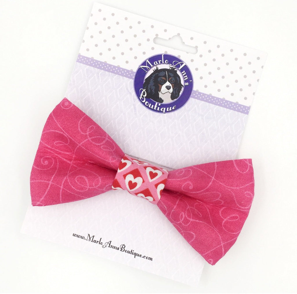 Puppy Love Bow Tie