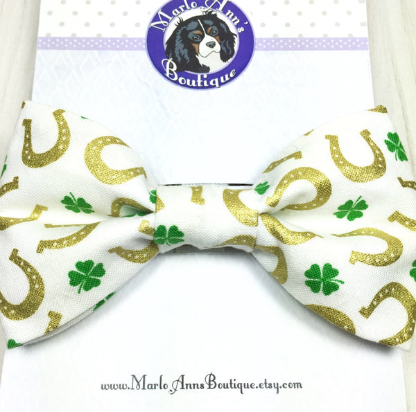 Lucky Pups Bow Tie