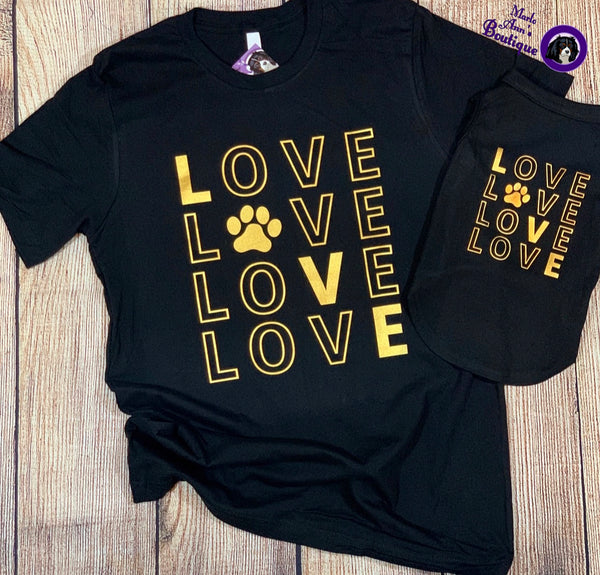 Love Parent Tee