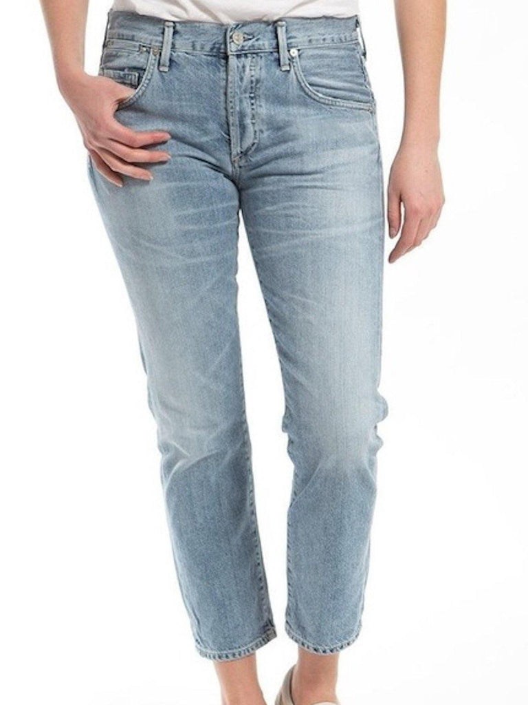 CITIZENS OF HUMANITY Emerson Sunday Morning Slim Fit Boyfriend Jeans