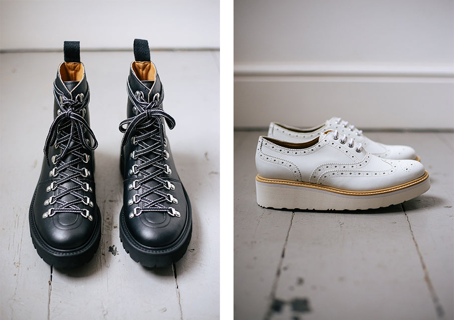 New Grenson Vegan Range