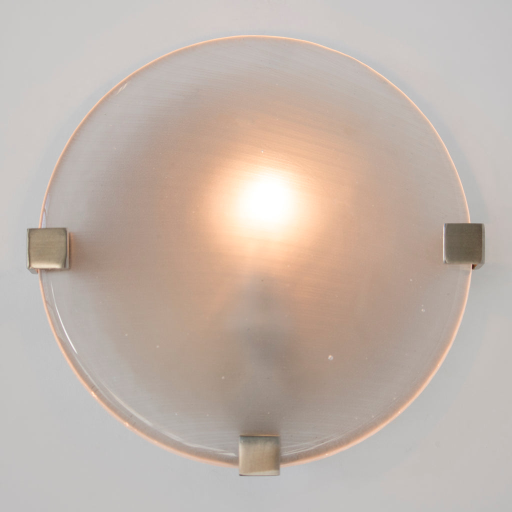LUNETTE Wall Sconce - Round