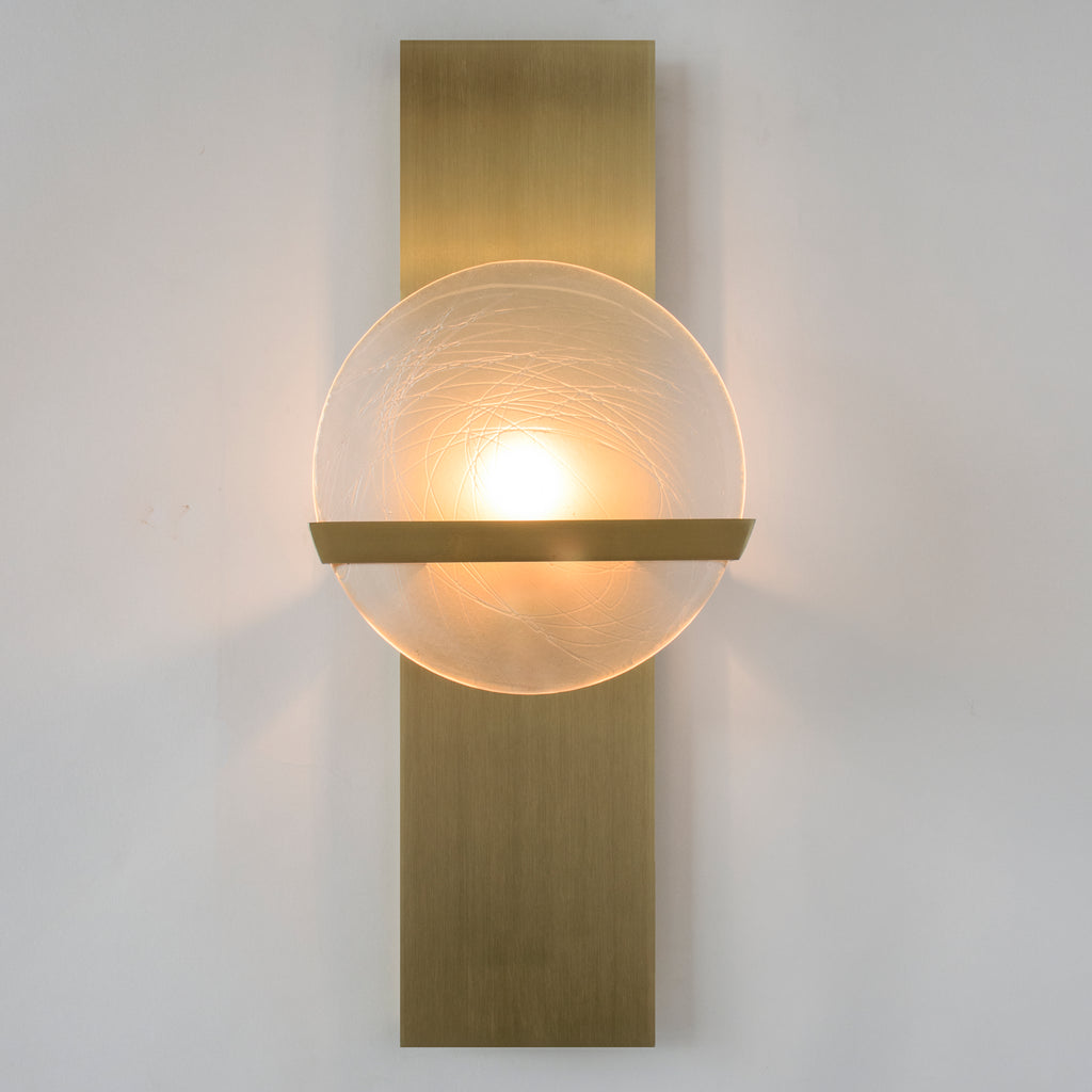 LUNETTE Wall Sconce - Rectangle