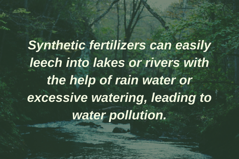 REDUCES RUNOFF AND GROUND WATER POLLUTION