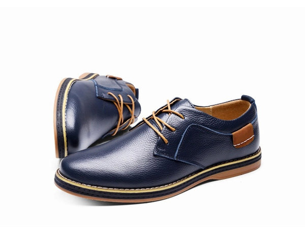 Casual shoes available 3 colors Blue/Black/Brown