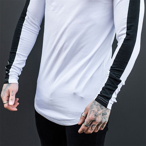 Men's long sleeve t-shirt 4 colors
