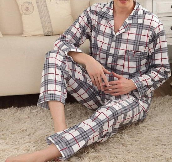 Men's Pajamas Cotton