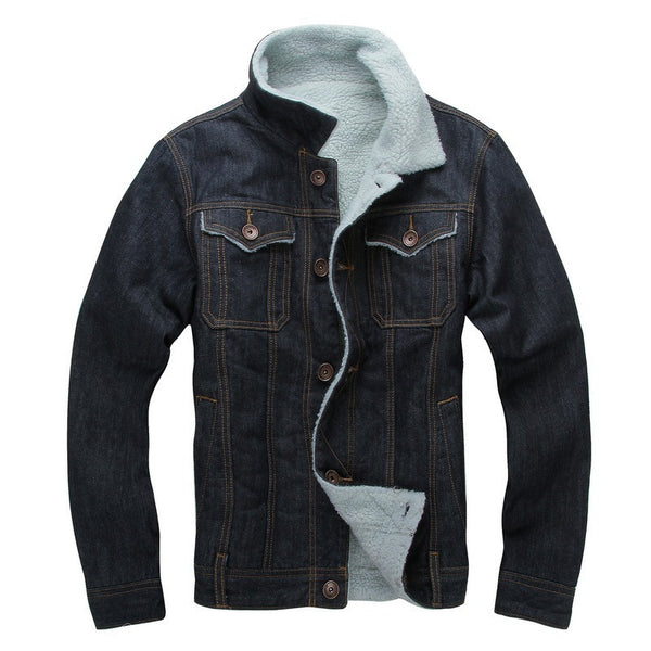 Autumn Winter Casual Jeans Jacket