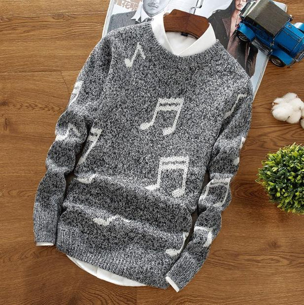 Thin Knitted Sweater 4 colors