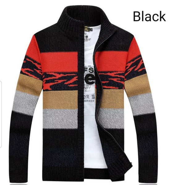 Men's Sweaters Cardigans 4 colors