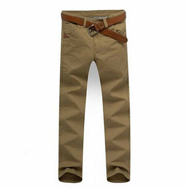 Classic Men's Pants 3 colors black/army green/khaki