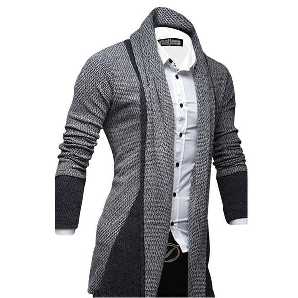 Elongated cardigan 3 colors