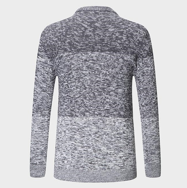 Knitted sweaters for men