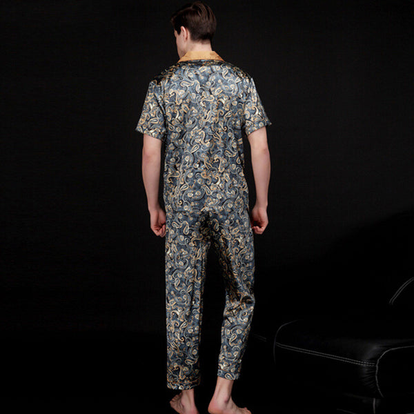 Pajamas available 2 colors navy/coffee