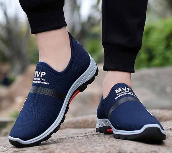 Casual men shoes sneakers 2 colors