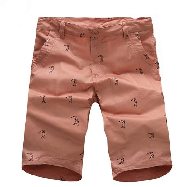 Shorts Casual available 3 colors khaki/red/green
