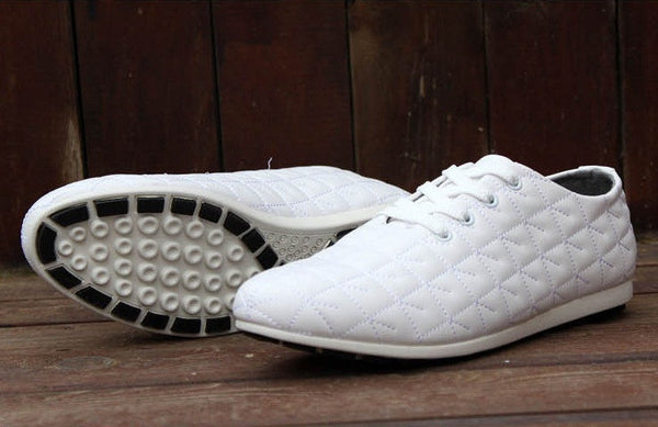 Ventilate Men's Shoes Casual available 3 colors white/black/blue