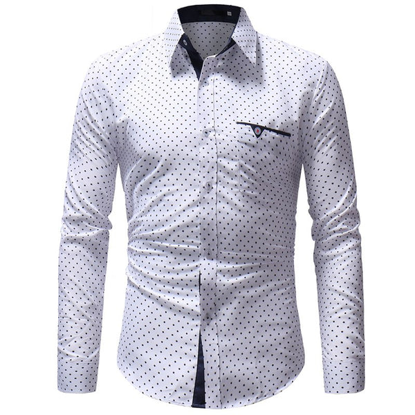 Stars Shirt Men 2 colors