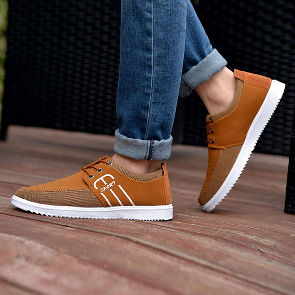 Casual men's shoes