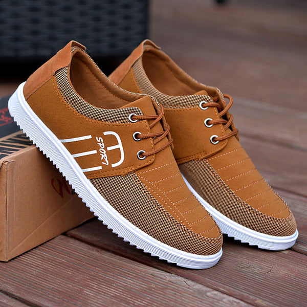 Casual men's shoes 3 colors