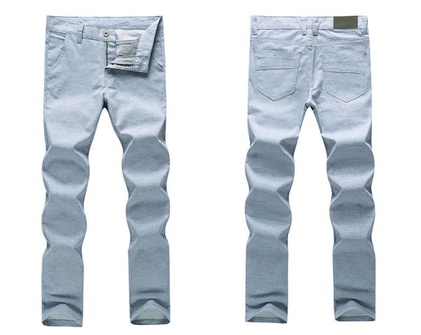 SUMMER Men's Linen Pants 3 colors