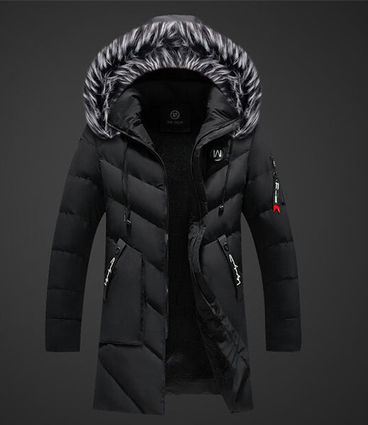 Men's Winter Jackets 4 colors