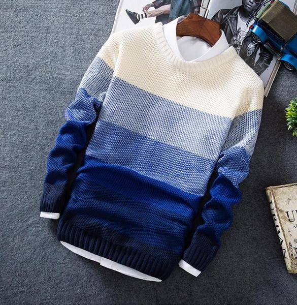 Knitted Sweater 3 colors