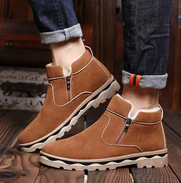 Men's Winter Shoes 2colors