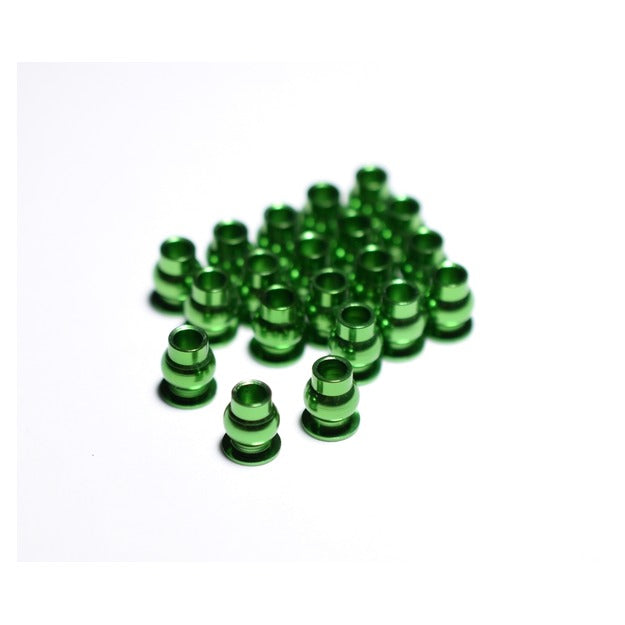 Green Aluminum Suspension 5.8mm Pivot Balls (20)
