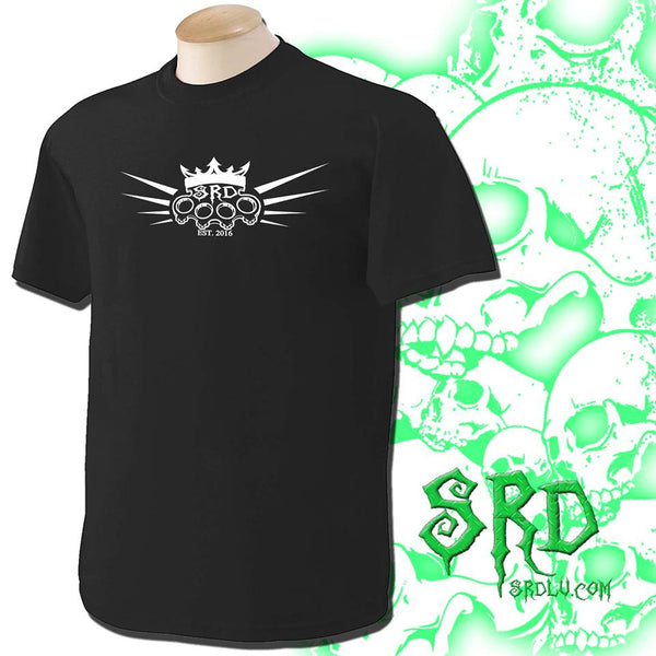 Sik Shirts - king knuckle design - short sleeve - T-shirt