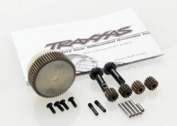 Traxxas Planetary gear differential with steel ring gear (complete) (fits Bandit, Stampede, Rustler)