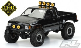 1985 Toyota HiLux SR5 Clear Body (Cab + Bed)