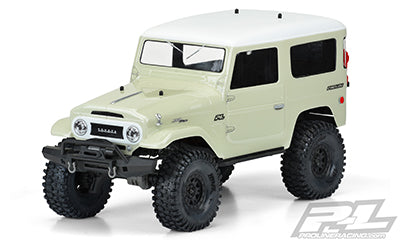 1965 Toyota Land Cruiser FJ40 Clear Body