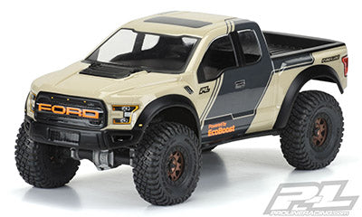 2017 Ford F-150 Raptor Clear Body