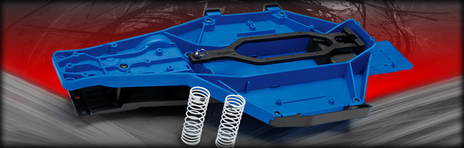 Slash 2WD Low-CG (Low Center of Gravity) Conversion Kit