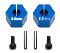 FT Clamping Wheel Hexes, 8.5mm