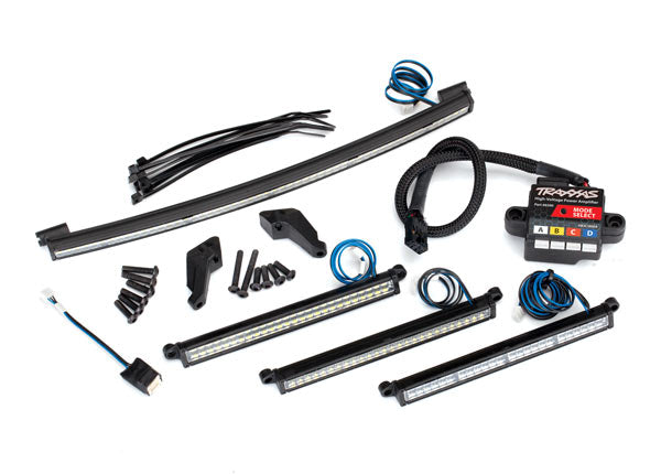 Traxxas LED light kit for UDR comes with 4 light bars