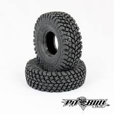PIT BULL GROWLER AT/Extra 2.2 R/C Scale Tires U4 Edition - ALIEN KOMPOUND (Super Sticky) // No Foam - 2pcs