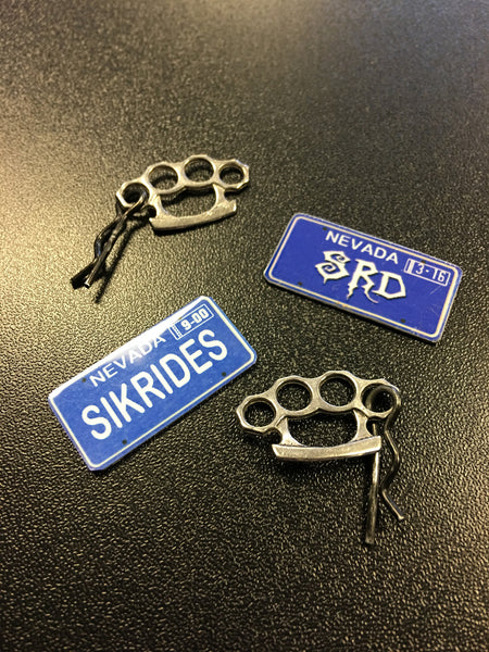 SIK KNUCKLES knuckle body clips