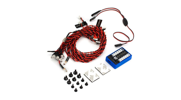 GTP Complete LED Light Kit w Control Box