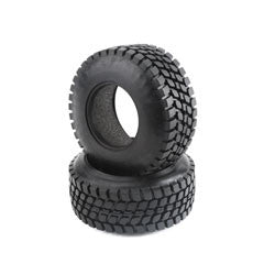 Desert Claws Tires with Foam, Soft (2) BAJA REY