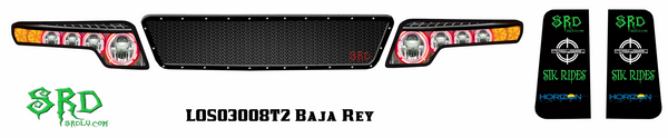 losi-baja-rey-grill-and-light-sticker-kit