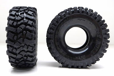 PIT BULL - ROCK BEAST II SCALE 2.2 RC TIRES // NO FOAM - 2pcs