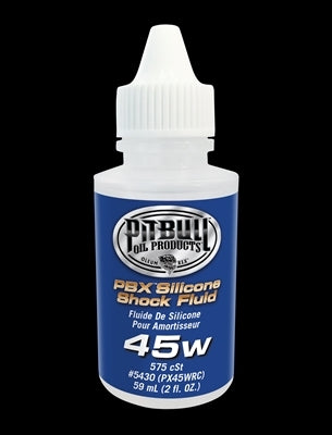 Pitbull PBX Silicone Shock Fluid