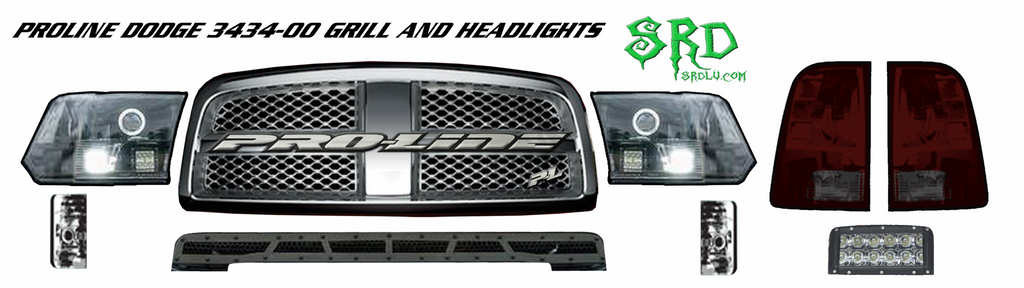 dodge-grill-and-lights-sticker-kit-dodge-pro-line-emblem