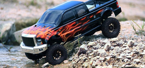 RC4WD Terrain RTR - discontinued NLA