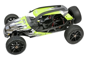 RAGE RZX 1/6 SCALE 2WD BRUSHLESS BUGGY RTR, RGRC6000