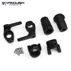 Vanquish Products Axial SCX10 Stage One Kit Black Anodized
