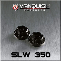 Vanquish Products SLW .350 Wheel Hub Black (2)